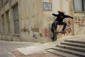 Skate estilo calle