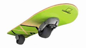 Tabla de skate T-Board, by Tierney Rides