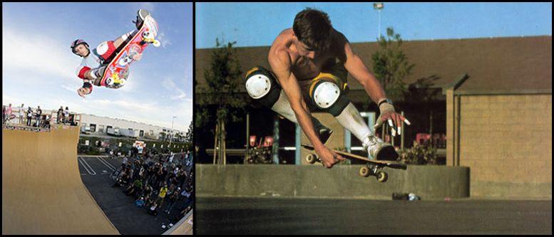 Ollie, el mejor truco del skateboard